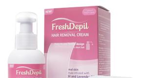 FreshDepil - funziona - prezzo - originale - crema - recensioni - forum - dove si compra