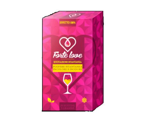 Forte Love - funziona - prezzo - originale - recensioni - forum - dove si compra