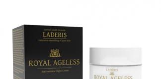Royal Ageless - funziona - prezzo - originale - recensioni - forum - dove si compra - crema antirughe