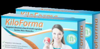 KiloForma - funziona - prezzo - originale - recensioni - forum - dove si compra?