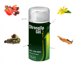 StrongUp Gel - originale - in farmacia - Italia