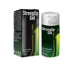 StrongUp Gel - recensioni - opinioni - commenti - forum
