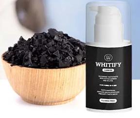Whitify Carbon - ingredienti - come si usa - funziona - composizione