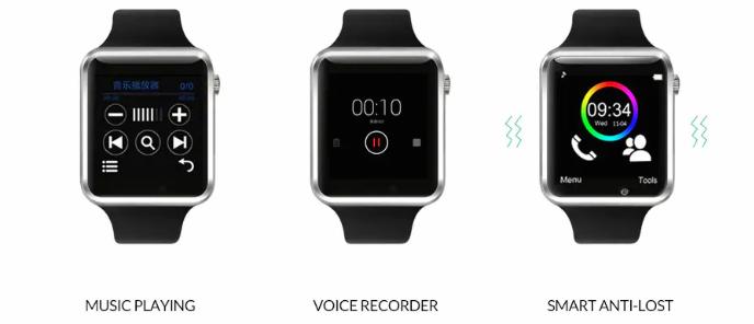 Smartwatch A1 - funziona - composizione - ingredienti - come si usa