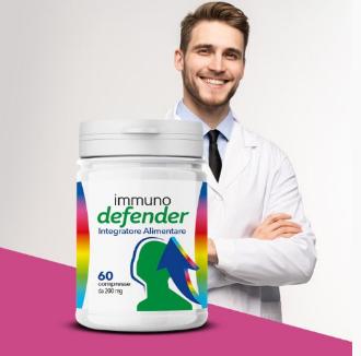 Immuno Defender - amazon - prezzo - dove si compra? - farmacia